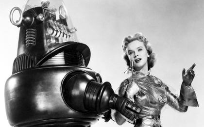 robot science fiction forbidden planet anne francis 1920x1200 wallpaper_www.miscellaneoushi.com_16